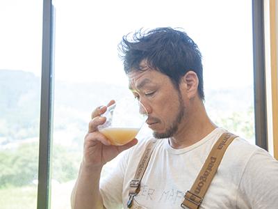 facetoface talk フジヤマハンターズビール 深澤道男さん